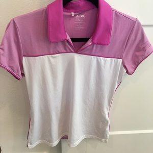 Adidas ClimaLite Women's Golf Shirt